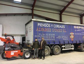 Entrega en Segovia TMT25s