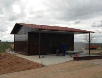 REFUGIO OFICINA EN FIGUERUELA DE SAYAGO (ZAMORA)