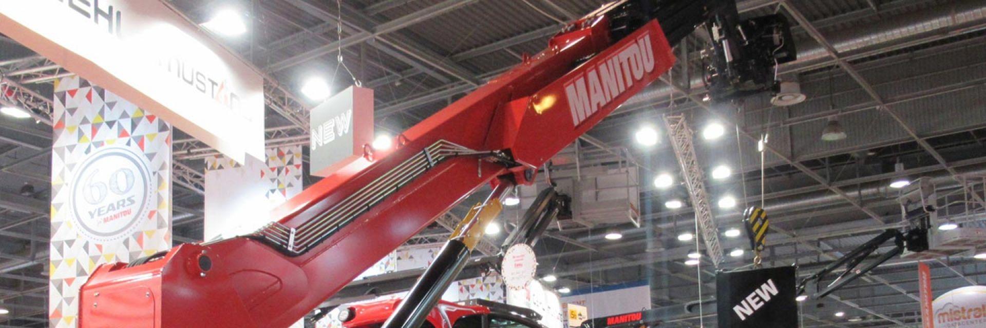 Maquinaria marca Manitou